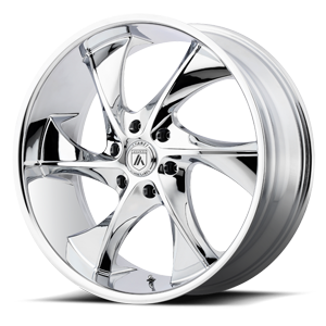 Asanti Black Label ABL-17 6 Chrome