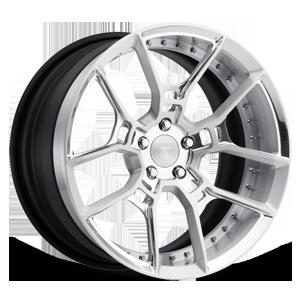 Asanti Forged Wheels DuoBlock Series DB510 5 Polished Machined Face