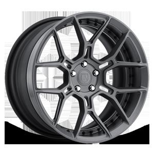 Asanti Forged Wheels DuoBlock Series DB511 5 Gunmetal