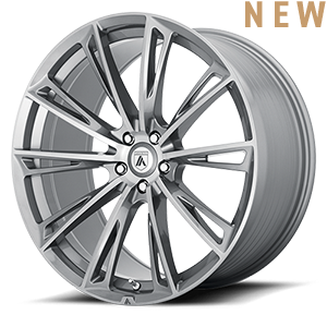 ABL-30 Silver Brushed 5 lug