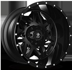 RBP Wheels 71R Avenger 8 Black