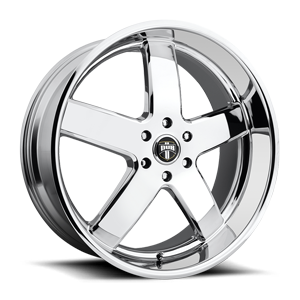 Big Baller - S222 Chrome 6 lug