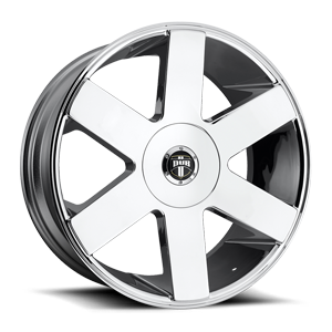 Baller 6 - S232 Chrome 6 lug