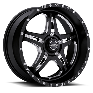 BMF Wheels F.I.T.E. 5 Death Metal