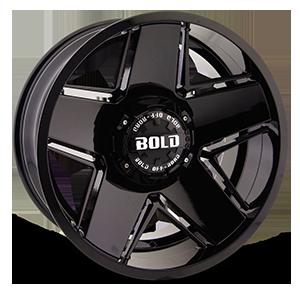 Bold BD004 6 Gloss Black