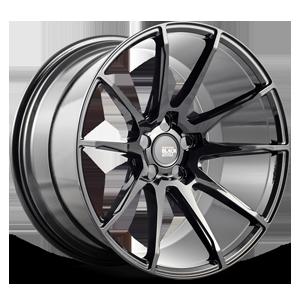 Savini Black Di Forza BM12 5 Gloss Black