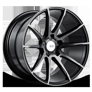 Savini Black Di Forza BM12 5 Gloss Black Double Dark Tint