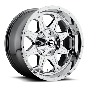 Boost - D533 PVD Chrome 5 lug