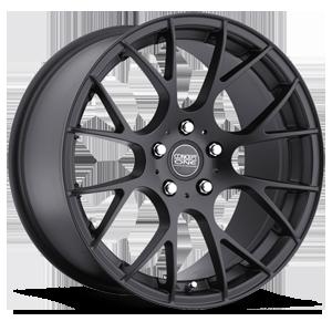 Concept One Wheels C - 8 5 Matte Black