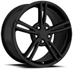 Factory Reproductions Style 12 5 Gloss Black