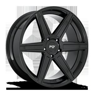 Carina - M237 Gloss Black 5 lug