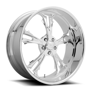 Cartel 5 - Precision Series Polished 5 lug