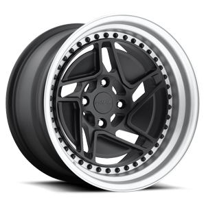 Rotiform CHD-T 5 Matte Black