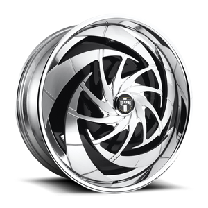 Choppa - S816 Brushed 5 lug