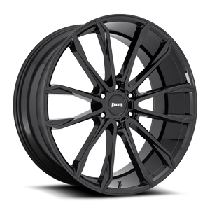DUB 1-Piece Clout - S253 6 Gloss Black