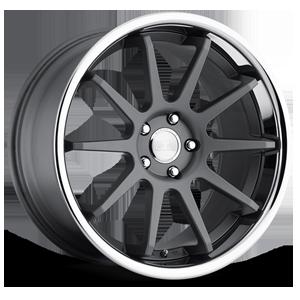 Concept One Wheels CS - 10.0 5 Gray