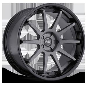 Concept One Wheels CS - 10.0 5 Gunmetal