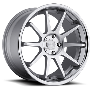 Concept One Wheels CS - 10.0 5 Silver