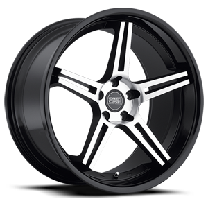 Concept One Wheels CS - 5.0 5 Machined