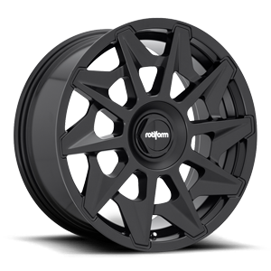 Rotiform CVT 5 Matte Black
