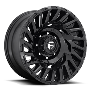 Cyclone - D682 Gloss Black 8 lug