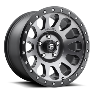 Fuel 1-Piece Wheels Vector - D601 5 Anthracite