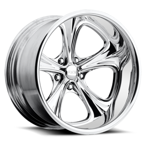 Coupe - F428 Concave Polished 5 lug