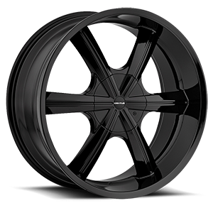 Cratus CR007 6 Gloss Black