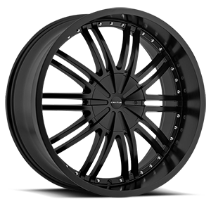 Cratus CR008 6 Semi Flat Black