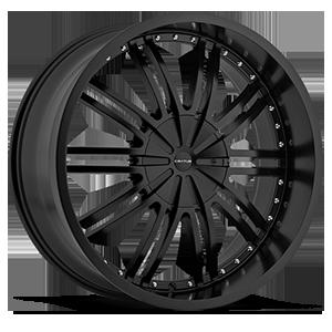 Cratus CR008 5 Semi Flat Black