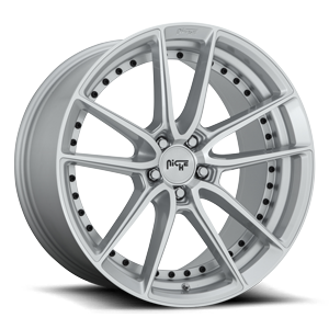 Niche Sport Series DFS - M221 5 Silver & Machined