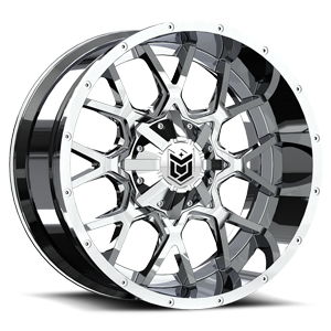 Dropstars Offroad DS645 8 Bright PVD