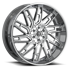 Dropstars DS656 6 Chrome Plated