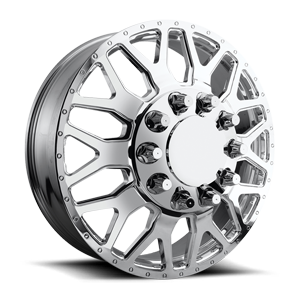 Fuel Dually Wheels FF19D - 28