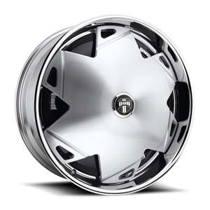 DUB Spinners Chinchilla - S811 6 Brushed
