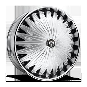 DUB Spinners Pharoah - S808 6 Brushed