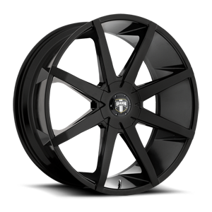 DUB 1-Piece Push - S110 5 Gloss Black