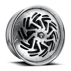 DUB Spinners RipTide - S807 6 Brushed