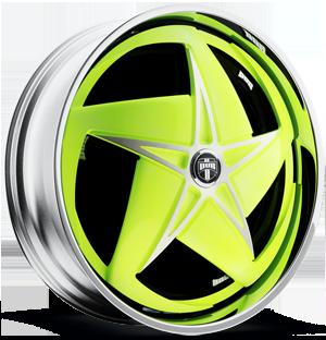 DUB Spinners Swerv - S721 5 Custom