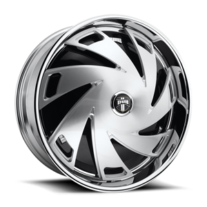 DUB Spinners Zoom - S805 6 Brushed