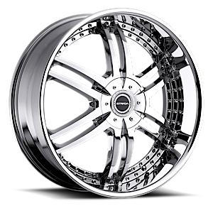 Strada Wheels Denaro 5 Chrome