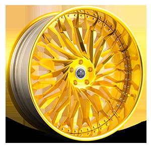 Savini Diamond Fantasia 5 High Polish Gold