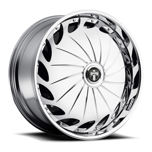 DUB Spinners Drama - S757 5 Chrome