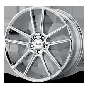 Helo Wheels HE911 5 Chrome