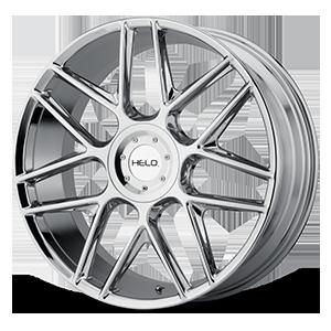 Helo Wheels HE912 5 Chrome