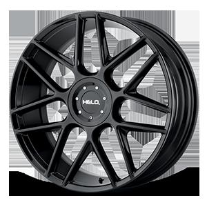 Helo Wheels HE912 5 Gloss Black