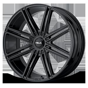 Helo Wheels HE913 5 Gloss Black