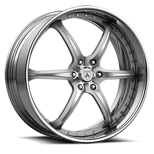 Asanti Forged Wheels ELT Series ELT879 5 Silver