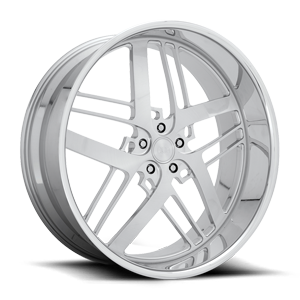 Exotica - X82 Brushed 5 lug