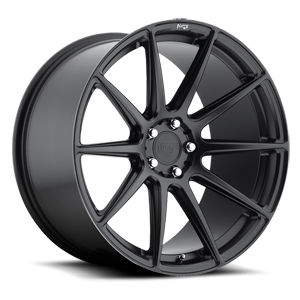 Essen - M147 Satin Black 20x10.5 5 lug